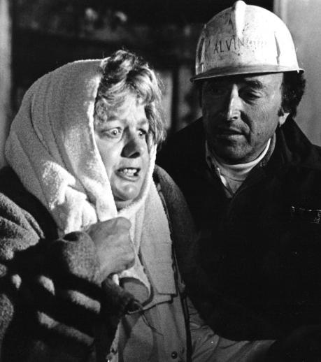 Alvin with Shelly Winters