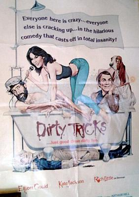 Dirty Tricks Poster