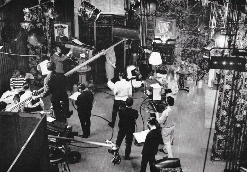 Anglia TV Studio 1966